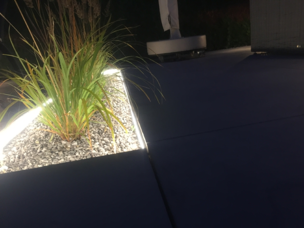 Led verlichting gent deinze tuin vandesteene van de steenevan de